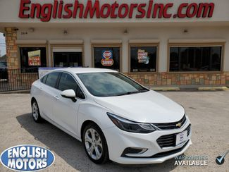 2017 Chevrolet Cruze Premier in Brownsville, TX 78521