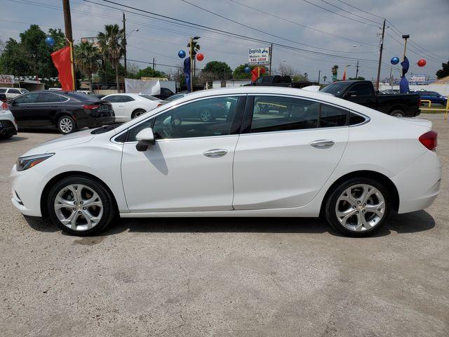 2017 Chevrolet Cruze Premier in Brownsville, TX 78521