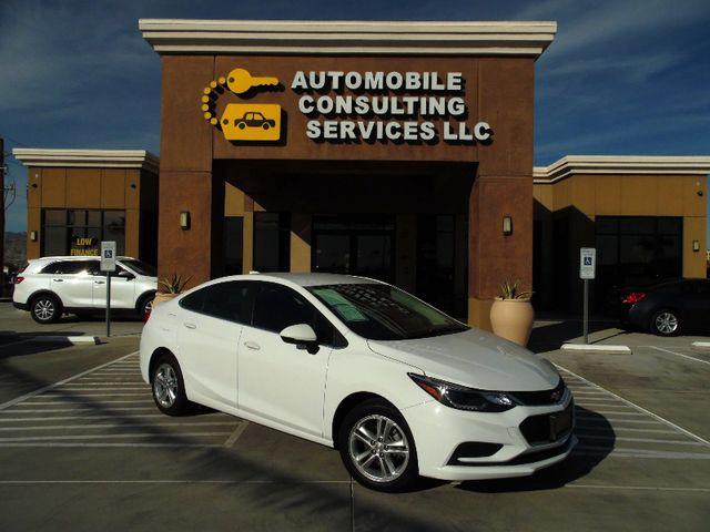 2017 Chevrolet Cruze LT in Bullhead City AZ, 86442-6452
