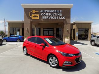 2017 Chevrolet Cruze LT RS in Bullhead City, AZ 86442-6452