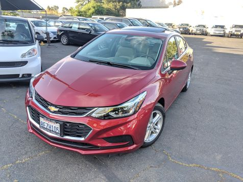 2017 Chevrolet CRUZE LT ((**UNDER FULL FACTORY WARRANTY**))  in Campbell, CA