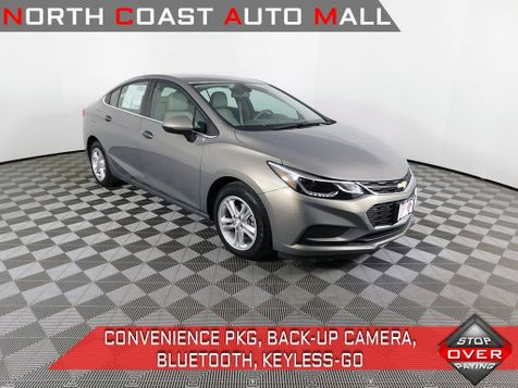 2017 Chevrolet Cruze LT in Cleveland, Ohio