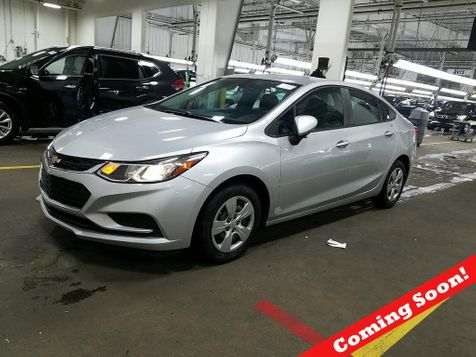 2017 Chevrolet Cruze LS in Cleveland, Ohio