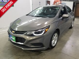 2017 Chevrolet Cruze LT Heated Seats in Dickinson, ND 58601