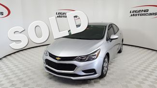 2017 Chevrolet Cruze LS in Garland