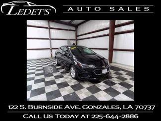 2017 Chevrolet Cruze LT - Ledet's Auto Sales Gonzales_state_zip in Gonzales