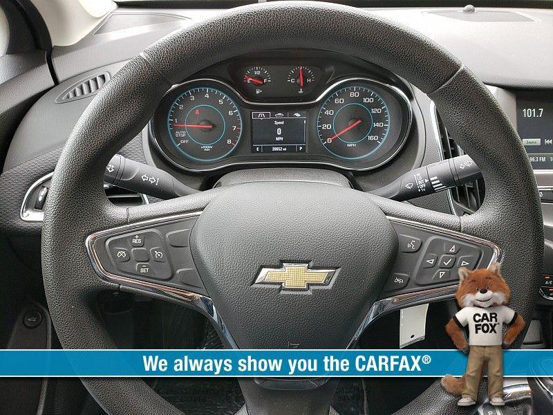 2017 Chevrolet Cruze 4d Sedan LT Auto  city MT  Bleskin Motor Company   in Great Falls, MT