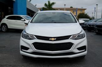2017 Chevrolet Cruze LT Hialeah, Florida 1