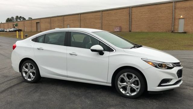 2017 Chevrolet Cruze Premier in Hope Mills, NC 28348