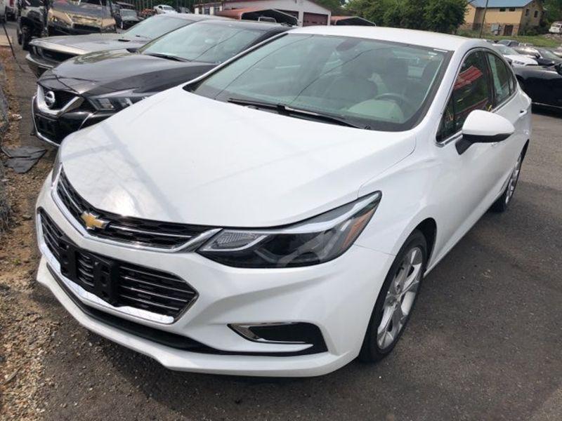 2017 Chevrolet Cruze Premier - John Gibson Auto Sales Hot Springs in Hot Springs Arkansas