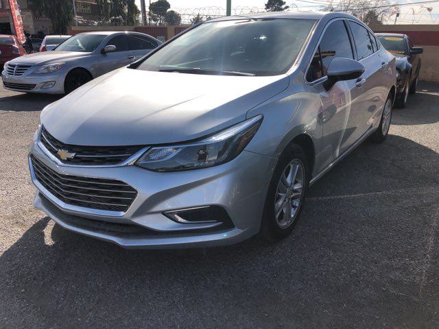 2017 Chevrolet Cruze Premier CAR PROS AUTO CENTER (702) 405-9905 Las Vegas, Nevada 4