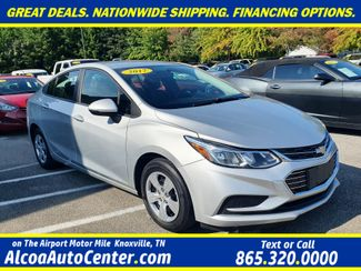 "2017 Chevrolet Cruze LS 1.4L Turbo 6M w/7"" COLOR TOUCH-SCREEN in Louisville, TN 37777"