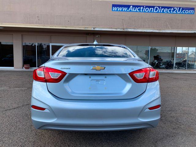 2017 Chevrolet Cruze LT 5 YEAR/60,000 MILE FACTORY POWERTRAIN WARRANTY Mesa, Arizona 3