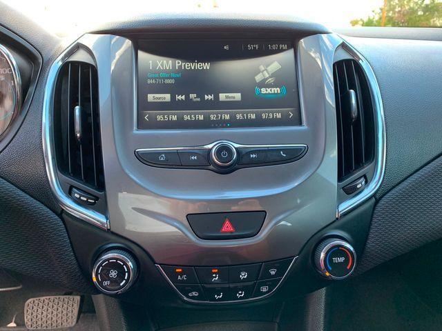 2017 Chevrolet Cruze LT 5 YEAR/60,000 MILE FACTORY POWERTRAIN WARRANTY Mesa, Arizona 17