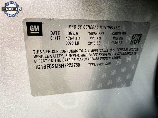 2017 Chevrolet Cruze Premier Madison, NC 37
