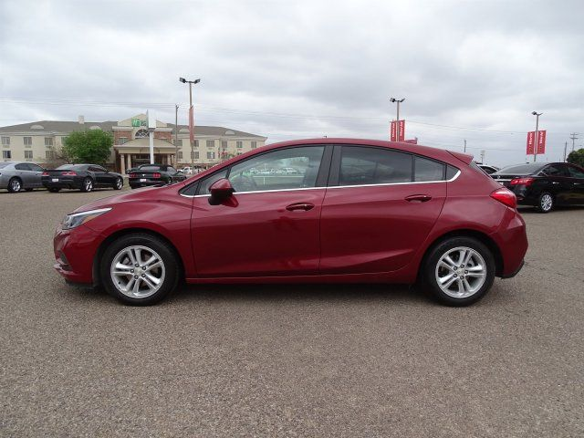 2017 Chevrolet Cruze LT in Marble Falls, TX 78654