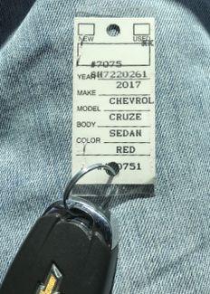 2017 Chevrolet Cruze Premier Nephi, Utah 6