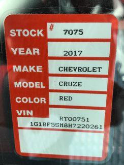 2017 Chevrolet Cruze Premier Nephi, Utah 7