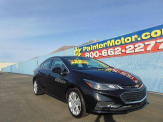 2017 Chevrolet Cruze Premier Nephi, Utah 4