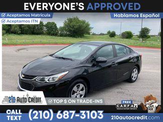 2017 Chevrolet Cruze LS in San Antonio, TX 78237