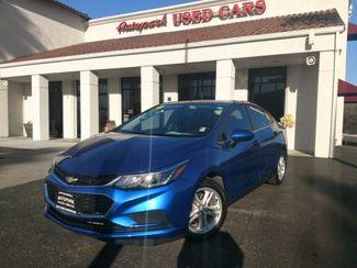 2017 Chevrolet Cruze LT | San Luis Obispo, CA | Auto Park Sales & Service in San Luis Obispo CA