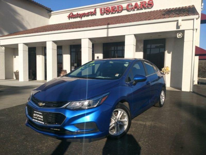 2017 Chevrolet Cruze LT   San Luis Obispo, CA   Auto Park Sales & Service in San Luis Obispo CA