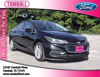 2017 Chevrolet Cruze LT in Tomball, TX 77375