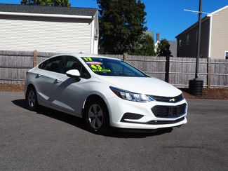 2017 Chevrolet Cruze LS in Whitman, MA 02382