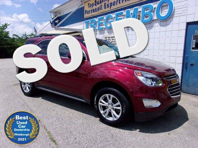 2017 Chevrolet Equinox AWD 1LT in Bentleyville, Pennsylvania 15314