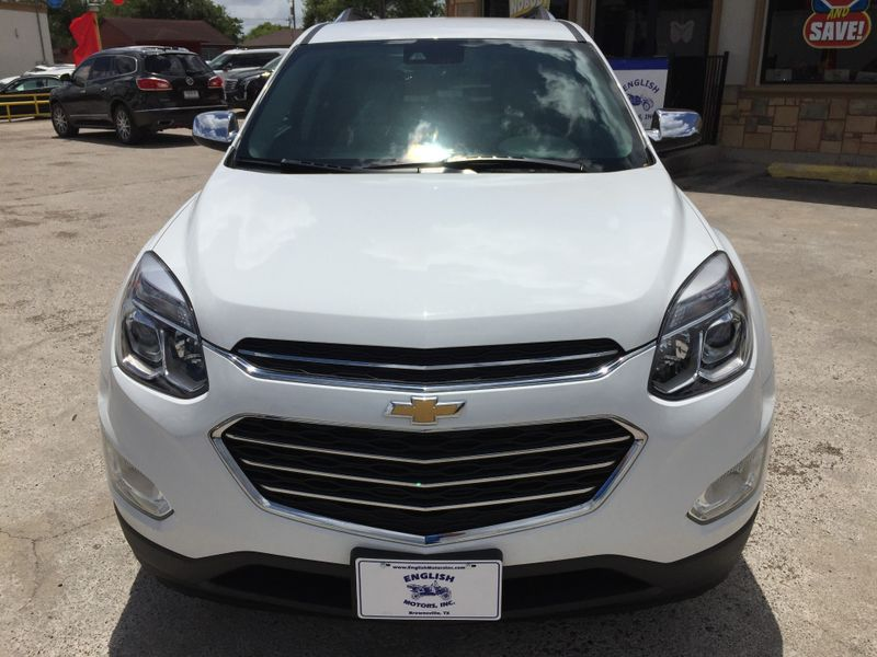 2017 Chevrolet Equinox Premier  Brownsville TX  English Motors  in Brownsville, TX