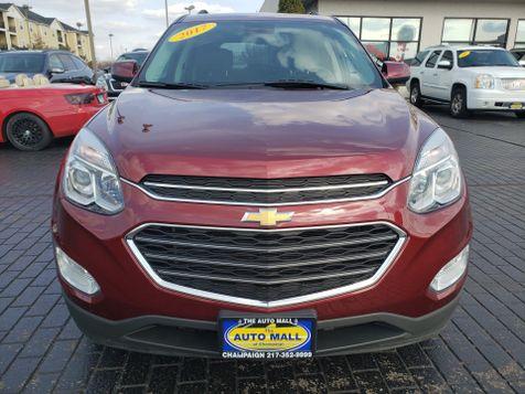 2017 Chevrolet Equinox LT | Champaign, Illinois | The Auto Mall of Champaign in Champaign, Illinois