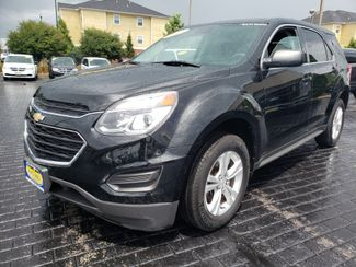 2017 Chevrolet Equinox LS | Champaign, Illinois | The Auto Mall of Champaign in Champaign Illinois