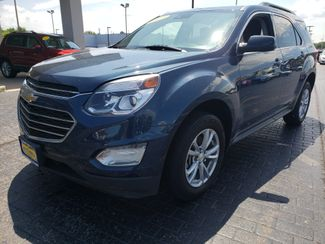 2017 Chevrolet Equinox LT | Champaign, Illinois | The Auto Mall of Champaign in Champaign Illinois
