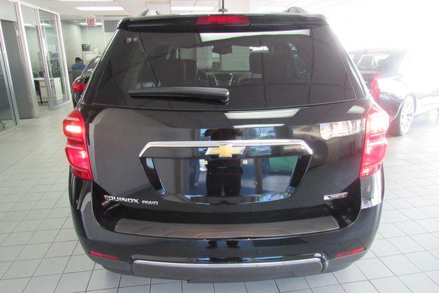 2017 Chevrolet Equinox Premier W/ BACK UP CAM Chicago, Illinois 4