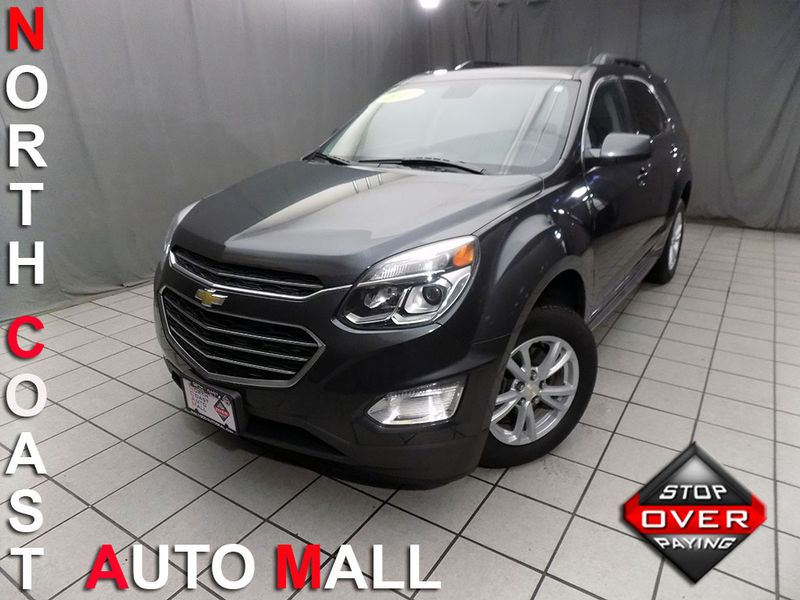 2017 Chevrolet Equinox LT  city Ohio  North Coast Auto Mall of Cleveland  in Cleveland, Ohio