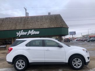 2017 Chevrolet Equinox LS  city ND  Heiser Motors  in Dickinson, ND