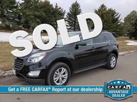 2017 Chevrolet Equinox 4d SUV AWD LT in Great Falls, MT