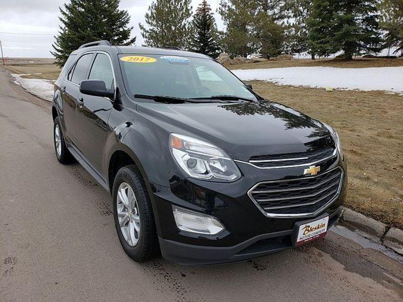 2017 Chevrolet Equinox LT  city MT  Bleskin Motor Company   in Great Falls, MT
