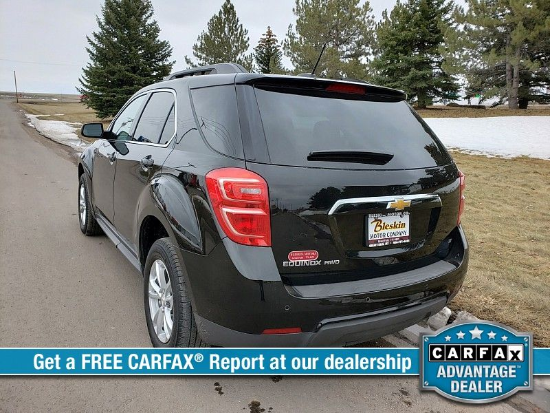 2017 Chevrolet Equinox 4d SUV AWD LT  city MT  Bleskin Motor Company   in Great Falls, MT