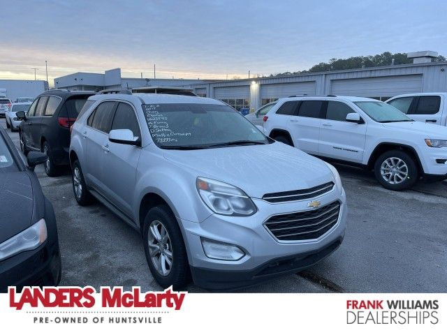 2017 Chevrolet Equinox LT | Huntsville, Alabama | Landers Mclarty DCJ & Subaru in  Alabama