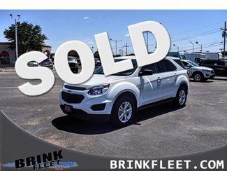 2017 Chevrolet Equinox LS | Lubbock, TX | Brink Fleet in Lubbock TX