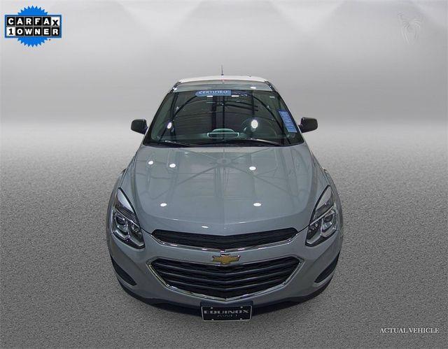 2017 Chevrolet Equinox LS Madison, NC 5
