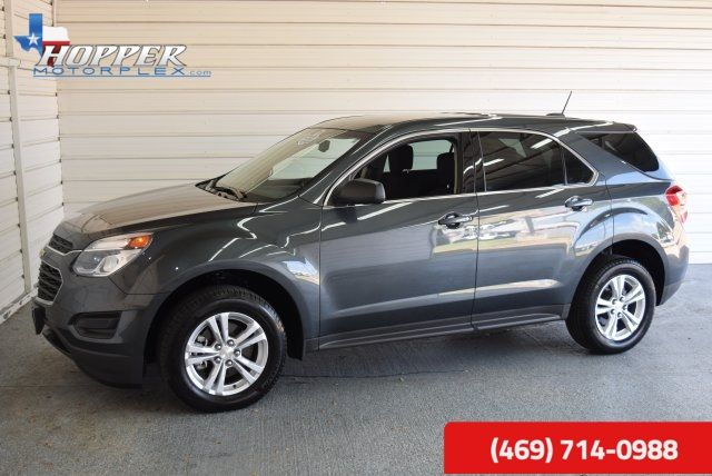 2017 Chevrolet Equinox LS in McKinney, Texas 75070