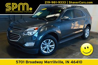 2017 Chevrolet Equinox LT in Merrillville, IN 46410