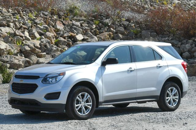 2017 Chevrolet Equinox LS Naugatuck, Connecticut 0