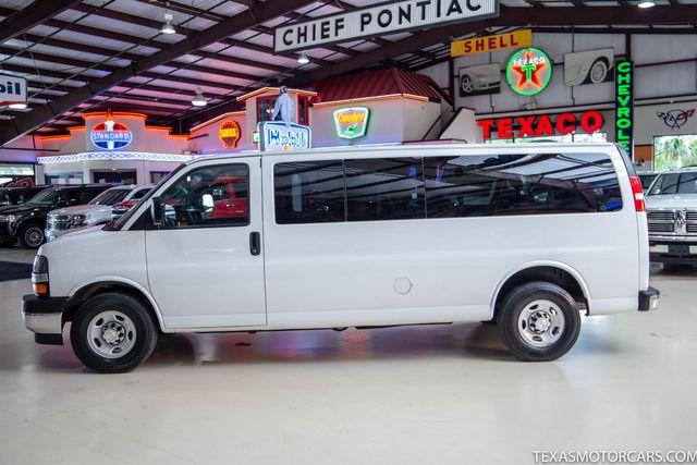 2017 Chevrolet Express 15 Passenger LT in Addison, Texas 75001