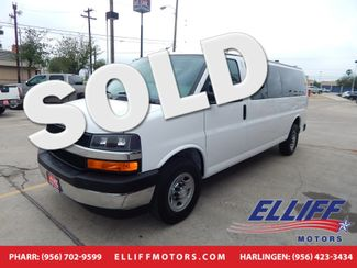 2017 Chevrolet Express 15 Passenger LT in Harlingen, TX 78550