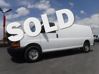 2017 Chevrolet Express 2500 Extended Cargo Van in Lancaster, PA PA