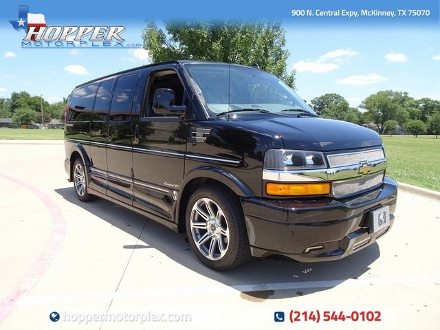 2017 Chevrolet Express 2500 Limited SE