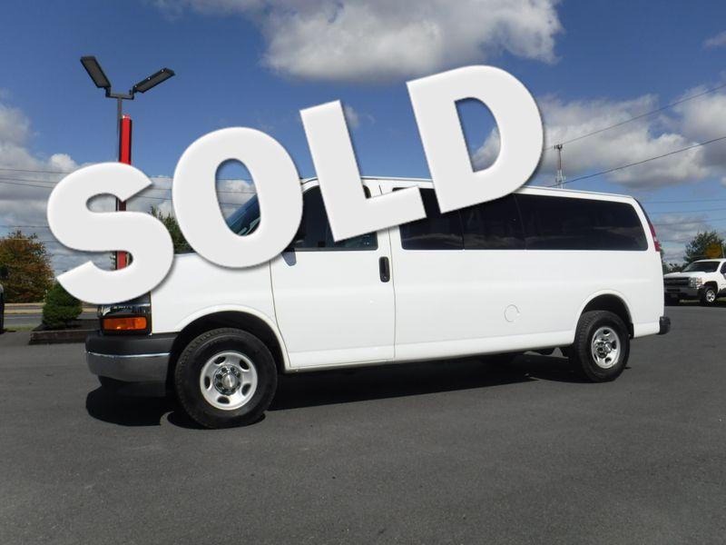 2017 Chevrolet Express 3500 15 Passenger LT in Ephrata PA